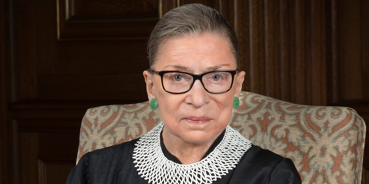 The Houk Law Firm Mourns the Passing of Pioneer and Legal Giant Justice Ginsburg